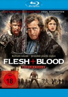 Flesh + Blood - Uncut Edition (Blu-ray)