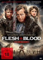 Flesh + Blood - Uncut Edition (DVD)