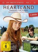 Heartland - Paradies für Pferde - Staffel 02 / Teil 1 (DVD)
