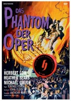 Das Phantom der Oper - Hammer Collection Nr. 6 (DVD)