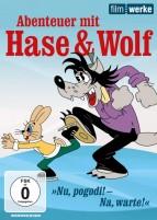 Abenteuer mit Hase & Wolf - Filmwerke (DVD)