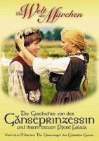 Die Geschichte von der Gänseprinzessin und ihrem treuen Pferd Falada - Die Welt der Märchen (DVD)