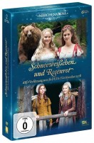 Schneeweißchen und Rosenrot (ARD-Verfilmung 2012 & DEFA-Klassiker 1978) - Doppeledition (DVD)