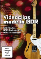 Videoclips made in GDR (DVD)