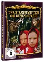Der Hirsch mit dem goldenen Geweih - Märchenklassiker (DVD)