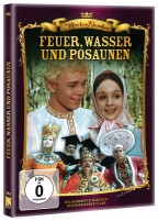 Feuer, Wasser und Posaunen - Märchenklassiker (DVD)