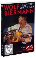Wolf Biermann im Konzert Leipzig 1989 (DVD)