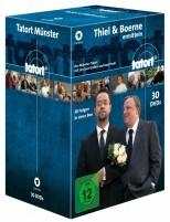 Tatort Münster - Thiel und Boerne ermitteln - Fall 1-30 (DVD)