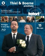 Tatort Münster - Thiel und Boerne ermitteln - Fall 1-30 (Blu-ray)