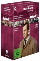 Tatort - Kommissar Haferkamp - Komplett-Box (DVD)