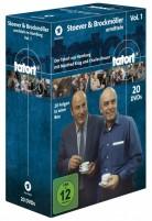 Tatort - Stoever & Brockmöller ermitteln - Vol. 1 (DVD)
