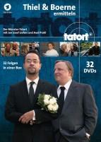 Tatort Münster - Thiel und Boerne ermitteln - Fall 1-32 (DVD)