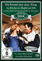 Wie heiratet man einen König - DEFA-Märchen / HD-Remastered (DVD)