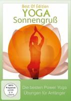 Yoga Sonnengruß - Die besten Power Yoga Übungen für Anfänger (DVD)