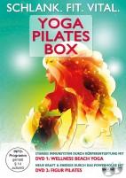 Schlank. Fit. Vital. Yoga Pilates Box (DVD)