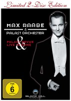 Max Raabe - Palast Revue / Live in Rome - Limited Special Edition (DVD)