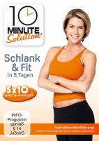 10 Minute Solution - Schlank & Fit in 5 Tagen (DVD)