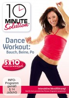 10 Minute Solution - Dance Workout: Bauch, Beine, Po (DVD)