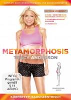 Tracy Anderson - Metamorphosis, Körpertyp: Bauchzentrisch, Problemzone: Bauch (DVD)