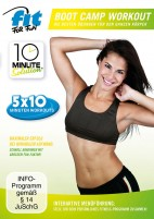 Fit for Fun - 10 Minute Solution: Boot Camp Workout (DVD)