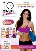 10 Minute Solution - Schlank & Fit in 5 Tagen & Yoga Intensiv (DVD)