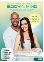 Body & Mind - Mehr Power und Energie (DVD)