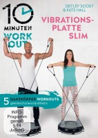 10 Minuten Workout - Vibrationsplatte Slim (DVD)