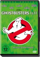 Ghostbusters I & II - Deluxe Edition (DVD)