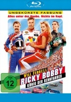 Ricky Bobby - König der Rennfahrer - Ungekürzte Fassung (Blu-ray)