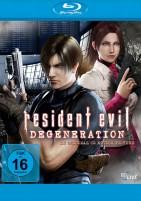 Resident Evil 4: Degeneration (Blu-ray)