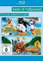 Jagdfieber / Könige der Wellen - Best of Hollywood - 2 Movie Collector's Pack (Blu-ray)