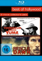 Todeszug nach Yuma / Rescue Dawn - Best of Hollywood - 2 Movie Collector's Pack (Blu-ray)