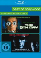 Terminator 3 - Rebellion der Maschinen / The 6th Day - Best of Hollywood - 2 Movie Collector's Pack (Blu-ray)