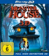 Monster House 3D - Blu-ray 3D (Blu-ray)
