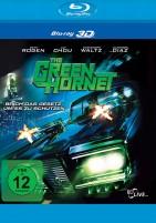 The Green Hornet - Blu-ray 3D (Blu-ray)