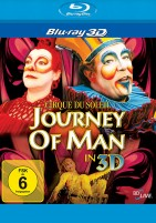 Cirque du Soleil - Journey of man 3D - Blu-ray 3D (Blu-ray)