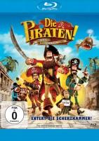 Die Piraten - Ein Haufen merkwürdiger Typen (Blu-ray)