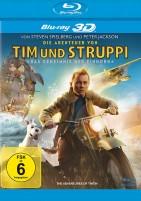 Die Abenteuer von Tim und Struppi - Das Geheimnis der Einhorn - Blu-ray 3D (Blu-ray)