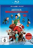 Arthur Weihnachtsmann 3D - Blu-ray 3D + 2D (Blu-ray)