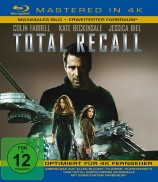 Total Recall - Mastered in 4K (Blu-ray)