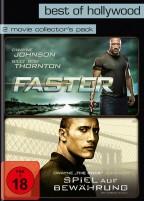 Faster & Spiel auf Bewährung - Best of Hollywood - 2 Movie Collector's Pack (DVD)