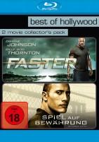 Faster & Spiel auf Bewährung - Best of Hollywood - 2 Movie Collector's Pack (Blu-ray)