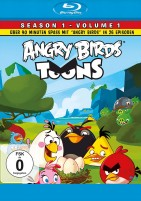 Angry Birds Toons - Season 1 / Volume 1 (Blu-ray)