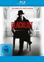 The Blacklist - Staffel 01 (Blu-ray)