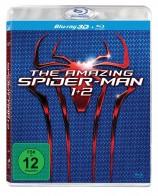 The Amazing Spider-Man & The Amazing Spider-Man 2 - Rise of Electro - Blu-ray 3D (Blu-ray)