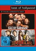 Das ist das Ende & Zombieland - Best of Hollywood - 2 Movie Collector's Pack (Blu-ray)