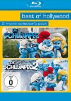 Die Schlümpfe & Die Schlümpfe 2 - Best of Hollywood / 2 Movie Collector's Pack (Blu-ray)