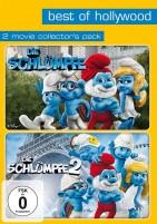 Die Schlümpfe & Die Schlümpfe 2 - Best of Hollywood / 2 Movie Collector's Pack (DVD)