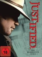 Justified - Die komplette Serie (DVD)