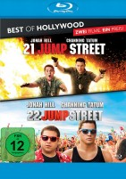 21 Jump Street & 22 Jump Street - Best of Hollywood - 2 Movie Collector's Pack (Blu-ray)